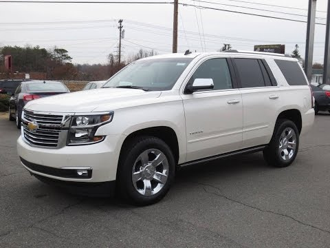 2015 Chevrolet Tahoe LTZ 4X4 In-Depth Review