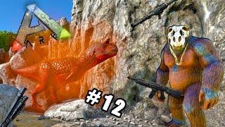 [EP.12] ARK survival evolved - ล้างบางalphaพันธุ์ดุ zbing z. - dooclip.me
