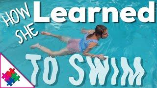 Autism Swimming Lessons
