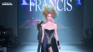 Catwalk Hairshow by L\'Oreal Professionnel at Amsterdam International Fashionweek