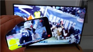 How to Set Up from your Mobile Device | VIZIO TV