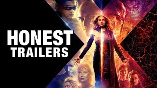 Say goodbye to the Fox X-Men Franchise as it goes out with a fart! ► ►Become a Screen Junkie! ►► https://fandom.link/SJSubscribe  ►►Watch The Honest Trailers Commentary Tomorrow at 10 AM PDT Here on Screen Junkies►  Honest Trailers | Dark Phoenix Title Design by Robert Holtby Epic Voice Guy: Jon Bailey Produced by Spencer Gilbert, Dan Murrell, Joe Starr, & Max Dionne Written by Spencer Gilbert, Joe Starr, Dan Murrell, Danielle Radford & Lon Harris Edited by Kevin Williamsen  #HonestTrailers