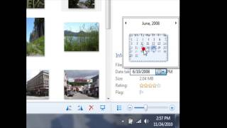 Adjust a Photo's Date and Time with Photo Gallery