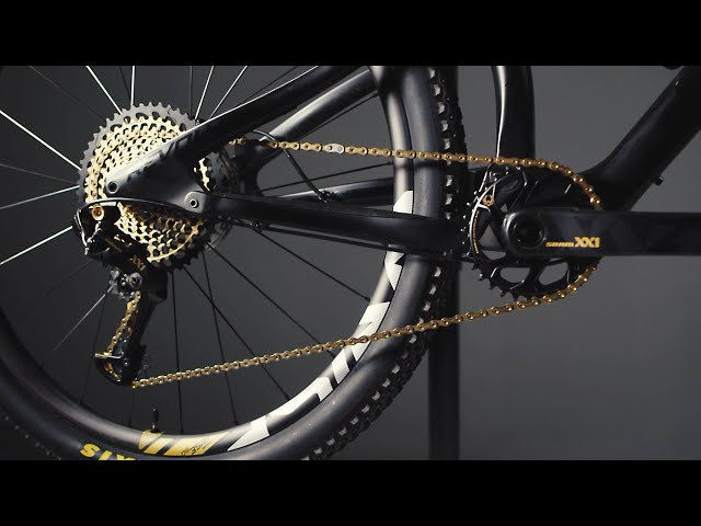 Видео Шатуны Sram XX1 Eagle DUB 34T 170mm, 12 Speed черные
