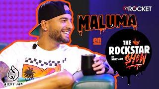 The Rockstar Show By Nicky Jam 🤟🏽 - Maluma  Capítulo 1