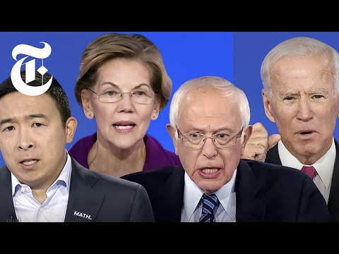 The Fifth 2019 Democratic Debate: Key Moments | NYT News