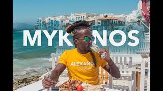 MYKONOS GREECE VLOG (Best Summer Vacation) 2019