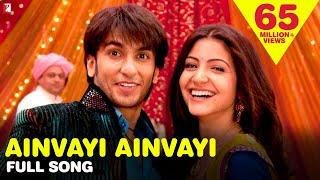 Ainvayi Ainvayi | Band Baaja Baaraat | Ranveer Singh