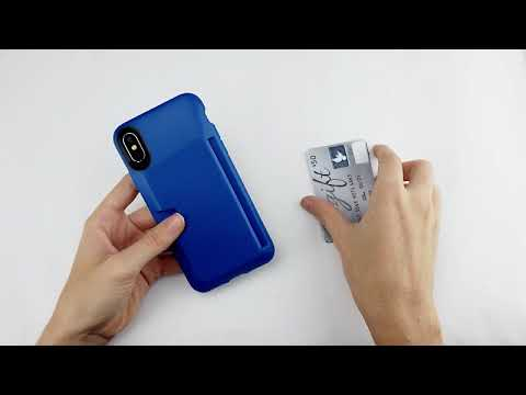 Slim Protective Vault Grip Credit Card Cover Smartish Wallet Slayer Vol For iPhone X XS Max 11 12 Mini Pro Max Silk - In Bloom 1