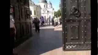 Поездка к святой Матроне 18 августа 2013