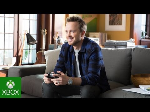 People Say Aaron Paul Is Turning On Their Xbox Ones