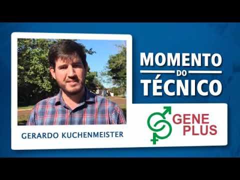 Momento do Técnico Gerardo
