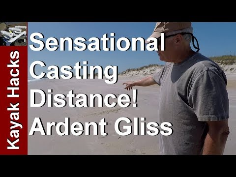 Best Fishing Line for Distance Casting is Ardent Gliss – Tested!