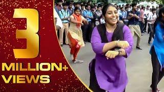 Loyola college students perform for G. V Prakash