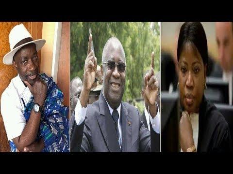 CPI: Bensouda demande l'annulation de l'acquittement de Gbagbo et Blé Goudé