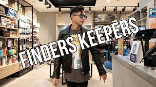 Finders Keepers - are you ready?