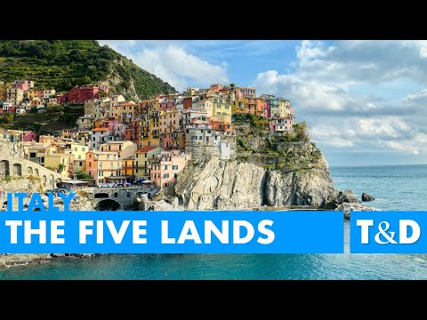 Five Land - The Cinque Terre - Italy - Travel & Discover Mp3