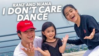 I DONT CARE   Ed Sheeran & Justin Bieber Dance | Ranz And Niana