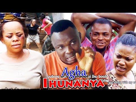 Agha Ihunanya Season 3&4 - 2019 Latest Nigerian Nollywood Igbo Comedy Movie Full HD