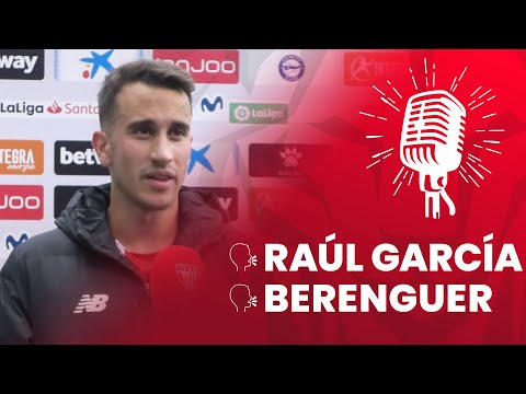 🎙 Raúl García & Berenguer | post Deportivo Alavés 1-0 Athletic Club | J5 LaLiga 2020-21