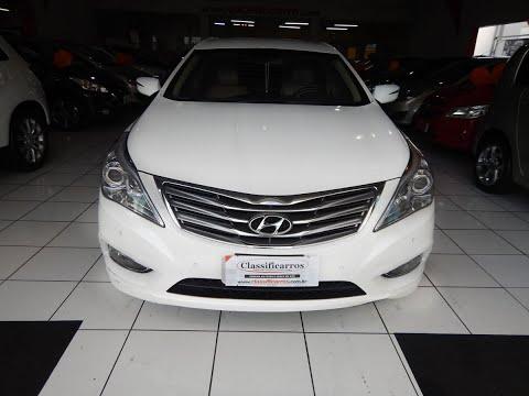 Hyundai Azera 3.0 V6 2012