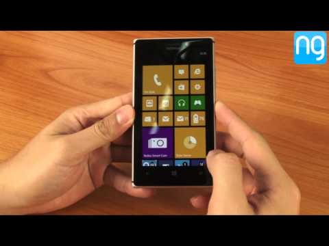 Review Nokia Lumia 925 บอดี้อลูมิเนียม แข็งแกร่ง แต่บางเบา [Thai]