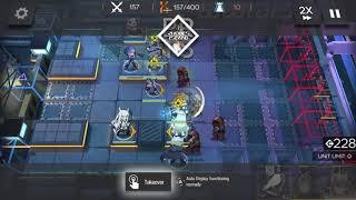 Saria  - (Arknights) - [Arknights] Annihilation 3 Full Clear (Ifrit, Silverash, Lappland, Saria)