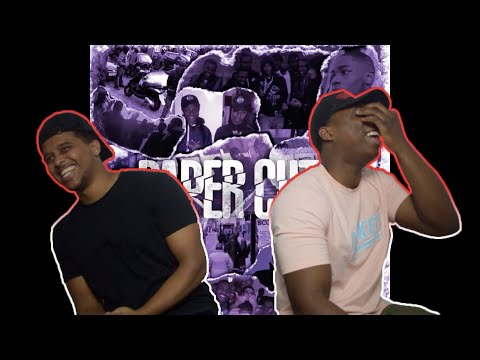 DAVE ON DRILL?! - Dave Paper Cuts | REACTION