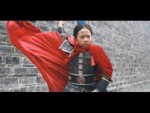 Epic Kids War Movie : Hua MuLang - Official Trailer