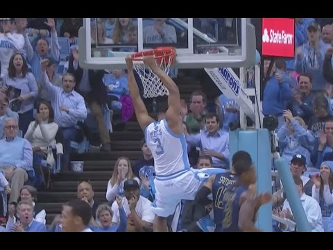 Video: UNC-Georgia Tech Game Highlights