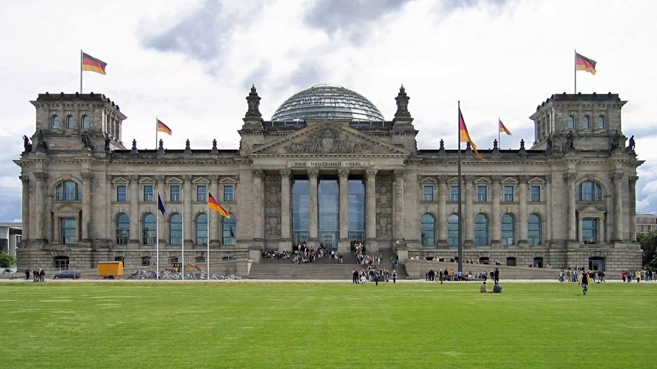 Reichstag, Bundestag, parlament, berlin, germany