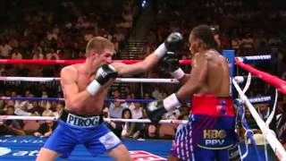 Dmitry Pirog vs Danny Jacobs.