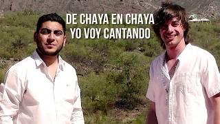 Renzo Rumilla y El Tucu andan «De chaya en chaya»