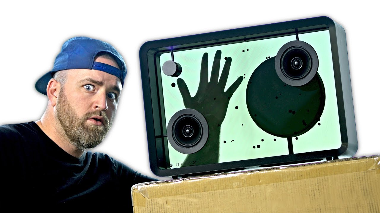 This New Speaker Will Blow Your Mind (Seriously) thumbnail