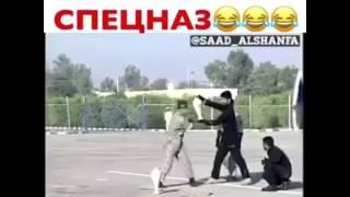 Самый мощный Иранский спецназ , выступление Иранского спецназа