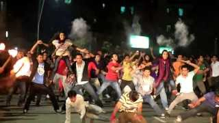 OFFICIAL ICC World T20 Bangladesh 2014-Flash Mob,Ahsanullah University Of Science & Technology
