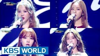 Girl's Day (걸스데이) - Love Again [Music Bank COMEBACK / 2017.03.31]