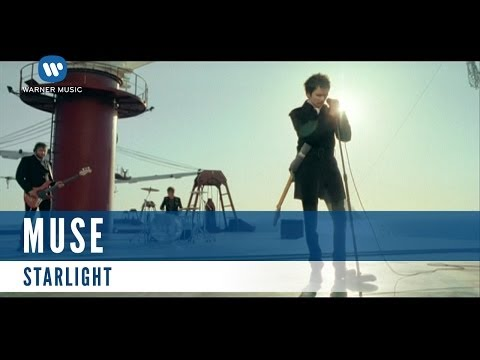 Muse - Starlight (Official Music Video)