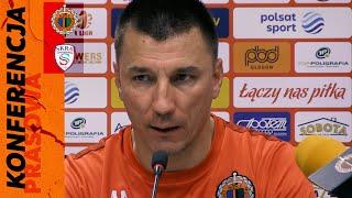 Wideo: Konferencja prasowa po meczu Chrobry Głogów - Skra Częstochowa 0:1