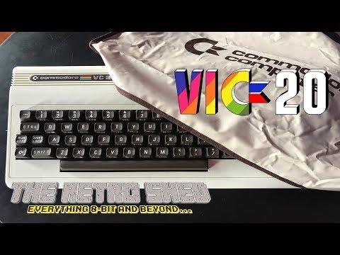 Commodore VIC-20 | The Retro Shed