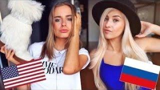 Россия против Америки. Мода