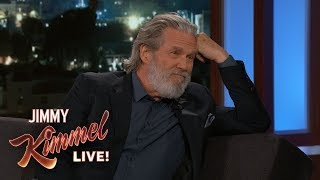 Jeff Bridges on California Wildfires & Climate Change