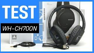 Sony WH-CH700N im Test - Bluetooth-Kopfhörer mit ANC und APP