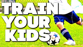 Soccer Drills For 8 Year Olds And Parents Determined To Help Their Kids