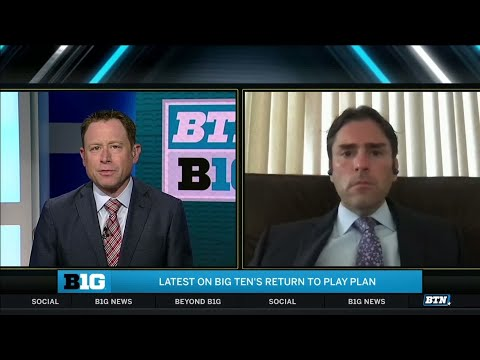 What's the latest on Big Ten Football? | Pete Thamel Interview