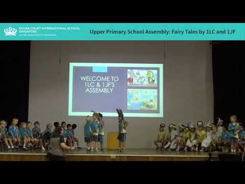 Lower Primary Assembly - Fairy Tales by 1LC and 1JF
