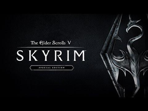 E3 2016 Elder Scrolls V Skyrim Remake Offiziell