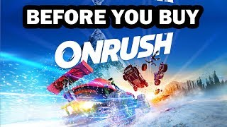 ONRUSH - 15 Things You NEED To Know Before You Buy