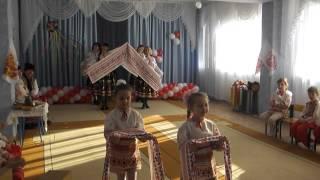 танец с рушниками