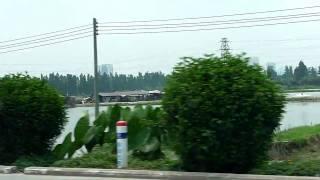 preview picture of video 'Zhongjiang Expressway - Jiangmen - Guangdong'